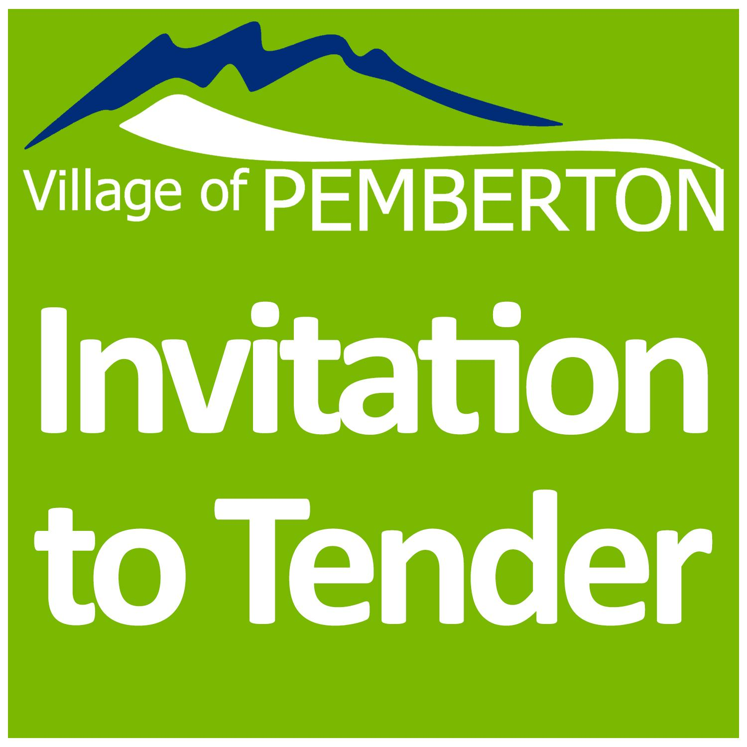 Invitation to tender pemberton downtown enhancement works village invitation to tender pemberton downtown enhancement works village of pemberton news village of pemberton stopboris