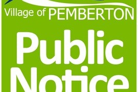 Public Notice | Council Consideration of an Application to Vary Zoning Bylaw 832, 2018